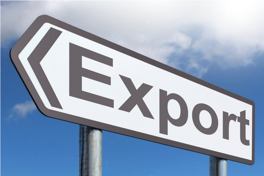 Immagine World export data for 2019 wine