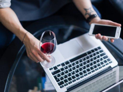 Immagine Chi consuma più vino in Italia?